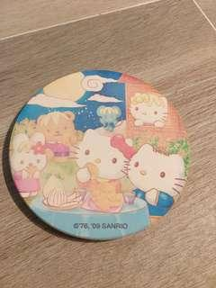 Hello Kitty機場限定陶瓷杯墊