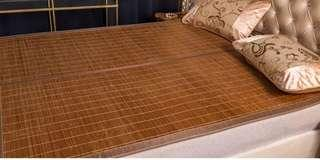 Bamboo bed cover 1.8 x 1.5 mtr 100% new