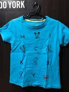 Mickey baby gap shirt