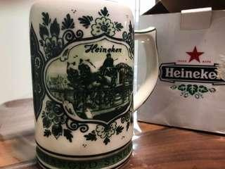 Vintage Heineken Mug