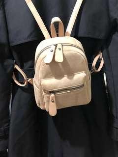 Preloved mini backpack 🎒