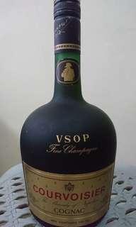 VSOP cognac courvoiser