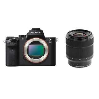 Kredit mudah Sony A7 II Body+SONY FE 28-70m  Tanpa Cc Proses Cepat