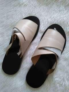Something Borrowed sandals