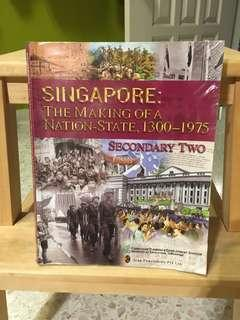 Secondary 2 History Textbook