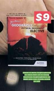All About Geography Textbooks