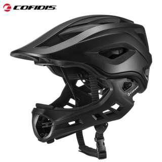 COFIDIS kids Full Face Helmet for kids cycling/skating/scooter/Strider