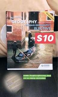 All About Geogrpahy Upper Secondary Textbooks