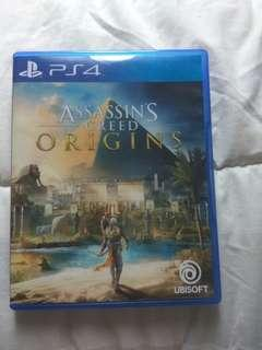 Jual Kaset Ps4 Assassin's creed origins