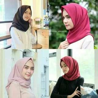 Hijab instan / phasmina instan