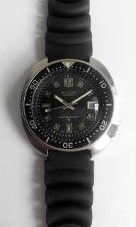 Seiko Diver Watch 6105 8110 自動機械潛水錶