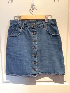 ASOS Jean skirt