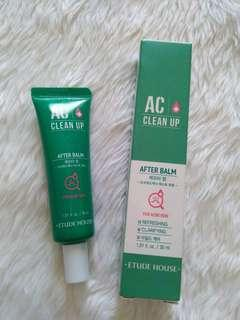 Etude House AC Clean Up + Free SF