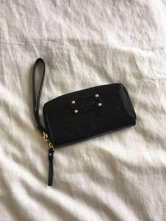 AUTHENTIC Kate Spade Long Zippered Wallet