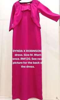 [REDUCED]Dynda dinner dress