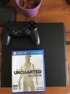 Playstation 4 Fat Basic 500GB Used