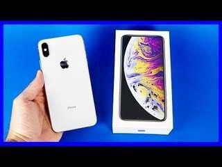 Iphone XS 64GB Silver Bisa Kredit Tanpa Kartu Kredit