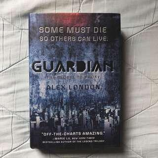 BOOKS FOR SALE: Guardian by Alex London