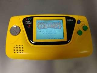 Game Gear 遊戲機
