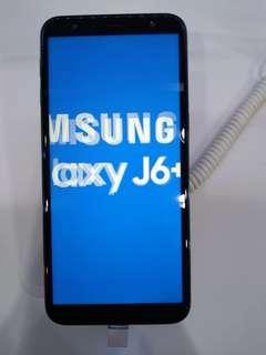 Promo Bunga 0% Samsung Galaxy J6+ 64GB