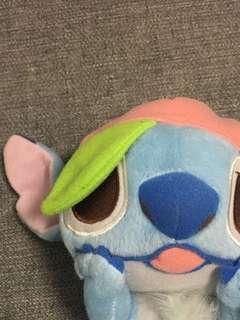 迪士尼Stitch 史迪仔 公仔 桃子造型