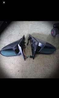 Subaru ganador mirror