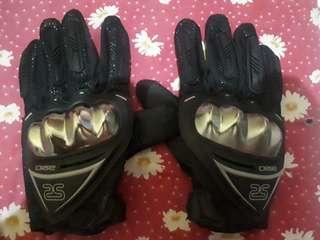 Sarung tangan motor Axio (Size M)