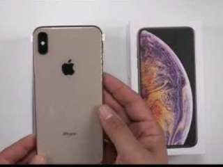 Iphone XS Gold 64GB Ready Bisa Cicilan Tanpa Kartu Kredit