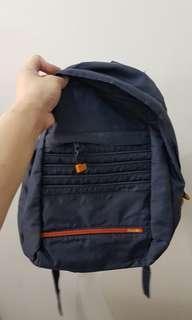 Blue Backpack Bag