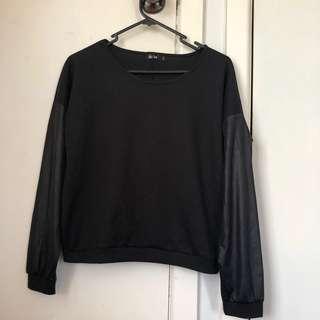 Black long-sleeve