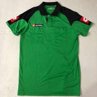 Lotto 足球裁判衫(綠色)球證衫