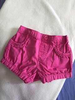 Garanimals pink shorts