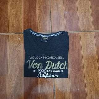 Von Dutch Top