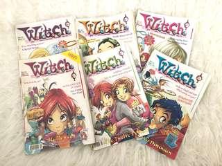 W.I.T.C.H Magazines (Full Collection)