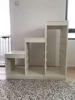 Ikea Trofast White Frame