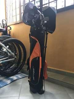 Golf Set: Perry Gear
