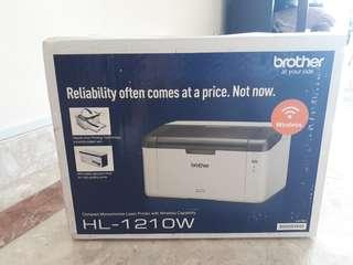 NEW Brother Printer HL-1210W