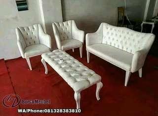 Set Kursi Sofa Terbaru