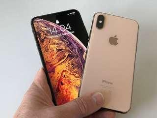 Iphone XS MAX 512GB Gold Bisa Nyicil dan Cash