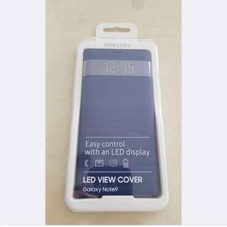 Samsung Note 9 LED Cover