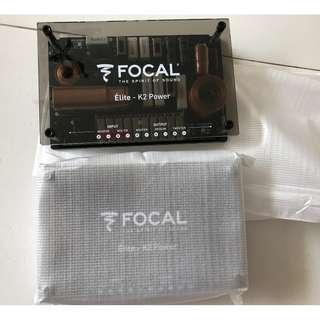 Focal K2 power 3way crossover