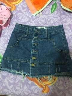 🚚 排扣褲裙