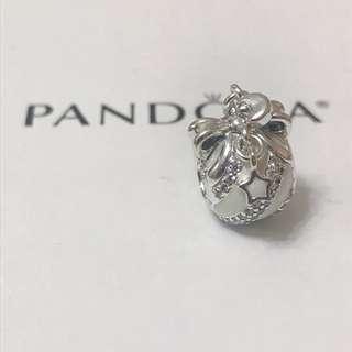 Pandora Christmas Ornament Charm