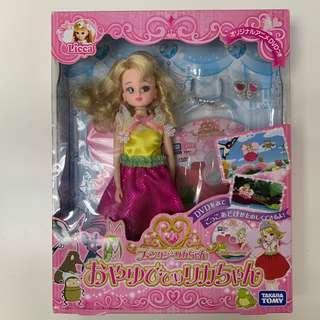 🚚 全新日本TAKARA Tomy 莉卡娃娃 拇指姑娘 拇指公主Licca 附光碟