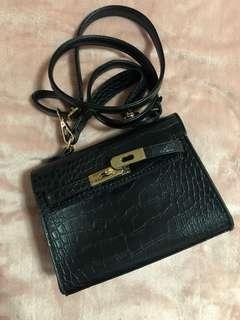 Mini Classy Black bag