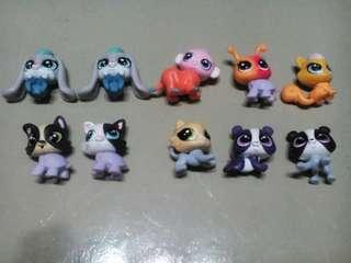 LPS Character Toys