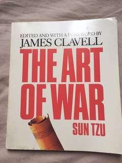 The Art of War Sun Tzu by James Clavell