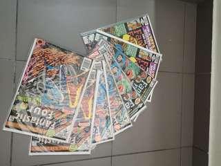 😍 Fantastic Four Annual Marvel comics Bronze to Copper