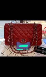 #19 chanel medium classic bag