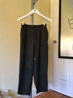 Vanishing Elephant 100% Wool Pants